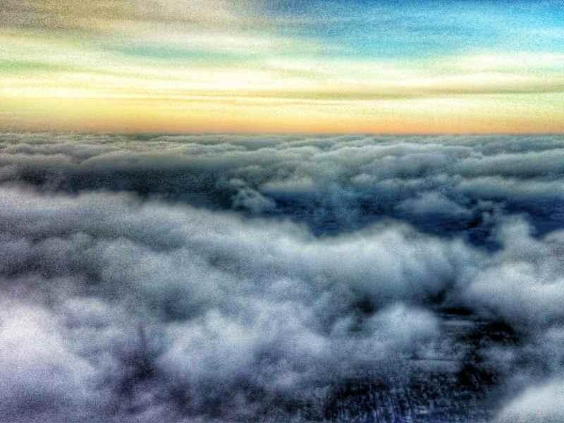 Descending Clouds